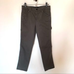 J Brand Ruby Hi Rise Painter Granite Size 27